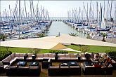 4* Café in Balatonkenese in Hotel Marina Port