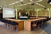Conference room of Hotel Marina Port in Balatonkenese
