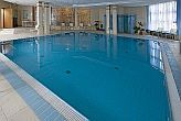 Swimming pool - wellness hotel Rubin - hotels in Budapest