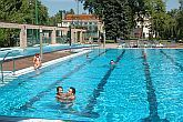 Outdoor pools - Holiday Beach Budapest - wellness hotel
