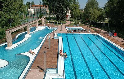 4-star wellness conference hotel in Budapest - Holiday Beach