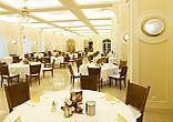 Wedding venue in the elegant Anna Grand Hotel**** restaurant