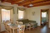 Aqua Spa Bungalow - Air-conditioned bungalows for families in Cserkeszolo