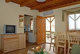 Air-conditioned bungalows with roofed terasse for 2,3,4,6, guests in Bungalow Aqua-Spa Cserkeszolo