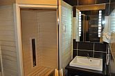 Luxury apartment with infrasauna in Cserkszolo - Apartment Aqua Spa luxury apartment house