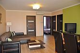 Romantic and elegant luxury two-roomed apartments in Cserkeszolo