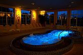 Jacuzzi of Hotel Bellevue in a wonderful area of Esztergom