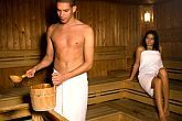 4* Thermal Hotel Visegrad is a Finnish sauna for those who like wellness